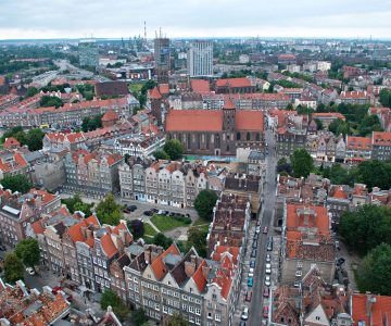 261945 Gdansk Starowka Stare Miasto