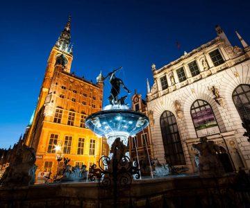 Dlugi Targ W Gdansku